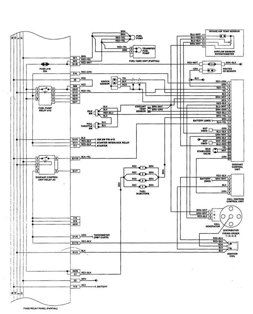 Download 1985 Mustang Alternator Wiring Diagram Wiring Diagram